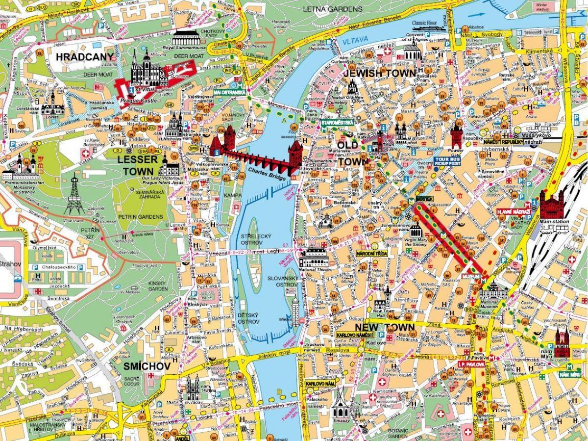 Budapestin Vanha Kaupunki Kartta Old Town Budapest Kartta Unkari